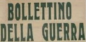 BOLLETTINO DELLA GUERRA n.3-2020/21